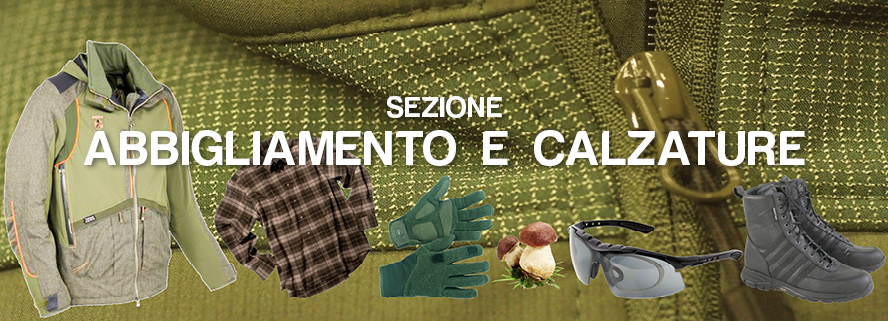 CALZATURE E ACCESSORI