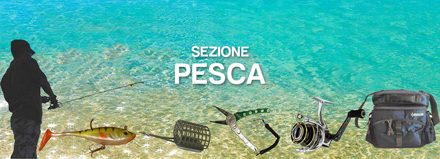 CANNE DA PESCA TROUT AREA