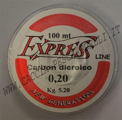 monofilo express alta qualità 0.25 mm