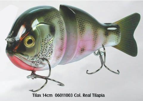 ALPHA TACKLES TILAX LIPLESS 14CM - 003